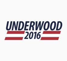 Underwood 2016 campaign sticker mug Kids Clothes