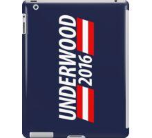 Underwood 2016 campaign sticker mug iPad Case/Skin
