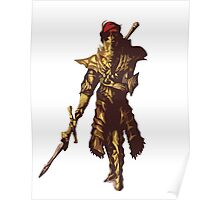 Ornstein Simple Poster