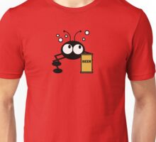 Beer Bug Unisex T-Shirt