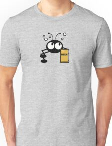 Beer Bug Unisex T-Shirt