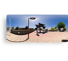 Chinese Gateway - Full 360° Panorama Canvas Print