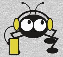 iPod Bug by Sharon Stevens