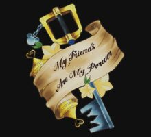 My Friends Are My Power T-Shirt
