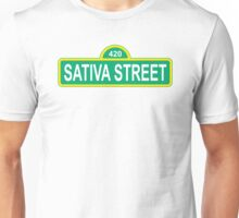 Sativa Street Unisex T-Shirt