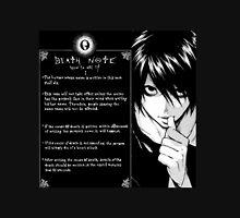 Death Note L T-Shirt