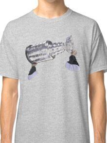 Hoisting the Cup Classic T-Shirt