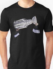 Hoisting the Cup Unisex T-Shirt