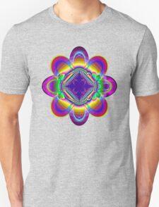 The rainbow flower T-Shirt