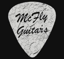 McFly Guitar's T-Shirt