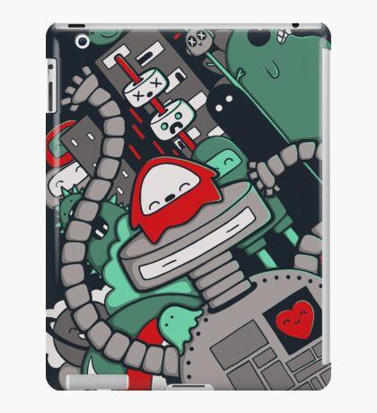 Robot Town iPad Case/Skin