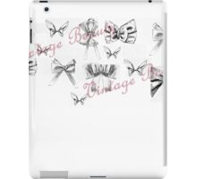 Vintage Beauty iPad Case/Skin