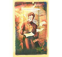 A Strange, Dear man - [Doctor Who] Photographic Print