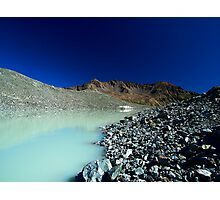 Arsine lake Photographic Print