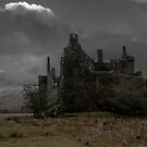 kilchurn hounds by joak