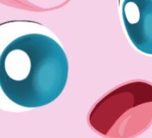 Jigglypuff Marshmellow Sticker