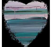 Lucky Ones - Abstract Heart II Photographic Print
