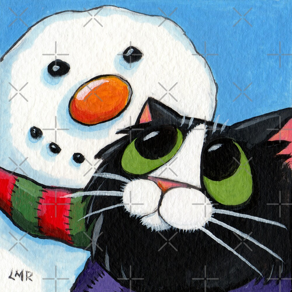 Frosty and Sox by Lisa Marie Robinson