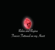 Forever Tattooed on My Heart by neimagination