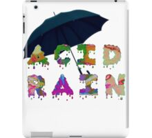 Acid Rain iPad Case/Skin