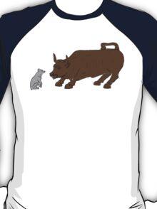 Wolf on Wall Street T-Shirt