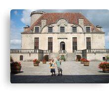 Chateau Duras Canvas Print