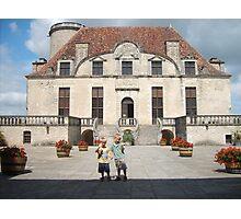 Chateau Duras Photographic Print