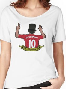Phil Coutinho - Magician Women's Relaxed Fit T-Shirt