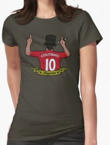Phil Coutinho - Magician Womens Fitted T-Shirt