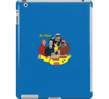 Das Yellow Boot iPad Case/Skin
