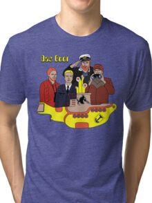 Das Yellow Boot Tri-blend T-Shirt