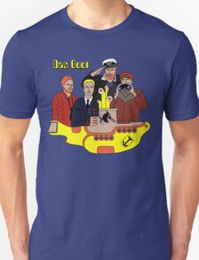 Das Yellow Boot Unisex T-Shirt