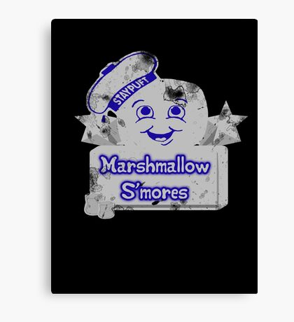 Stay S'mores Canvas Print