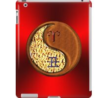 Aries & Ox Yin Wood iPad Case/Skin