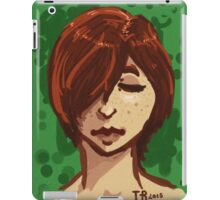 Tranquil Green iPad Case/Skin