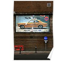 Ford Cortina  Poster