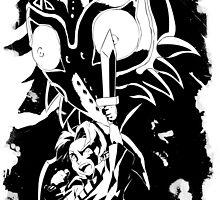 The Legend of Zelda: Majora's Mask by Jaekwon Parker
