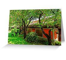 Traditional house in Koprivshtitsa, Bulgaria # 4 Greeting Card