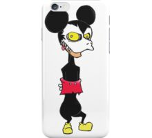 PSYCHO Mickey iPhone Case/Skin
