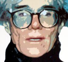 Warhol Sticker