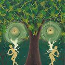 Ivy DragonFire Art - The Artwork of Lynsye Medalia by Lynsye Medalia
