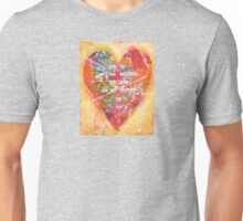 Love is Something You Do Unisex T-Shirt
