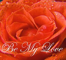 Be my Love by Catherine Hamilton-Veal  ©