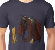 The Great Winged Serpent Unisex T-Shirt