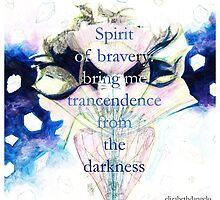 Spirit of Bravery by Elizabeth D'Angelo