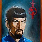 Mirror Mirror Spock by iamdeirdre