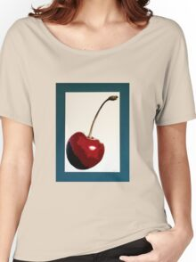 Cherry- Warhol Women's Relaxed Fit T-Shirt