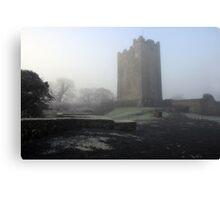 Dysert O Dea castle Canvas Print