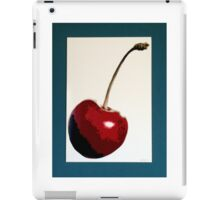 Cherry- Warhol iPad Case/Skin