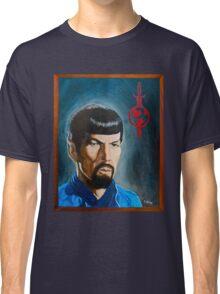 Mirror Mirror Spock Classic T-Shirt